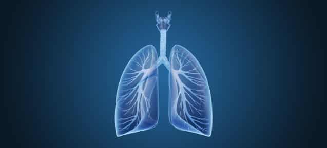 Lungenfunktion testen