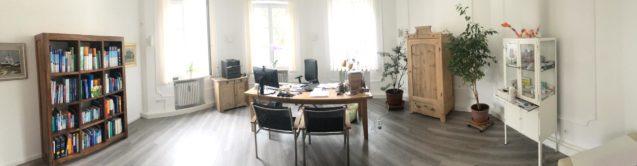 Panorama Arbeitszimmer